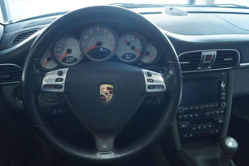 Porsche 911 Type 997 3.8 Targa 4S Noir occasion à BEAUPUY - photo n°4