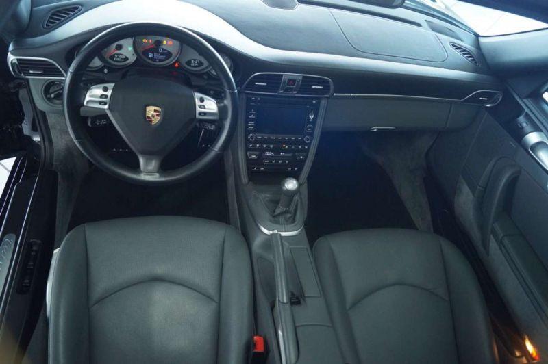 Porsche 911 Type 997 3.8 Targa 4S Noir occasion à BEAUPUY - photo n°2