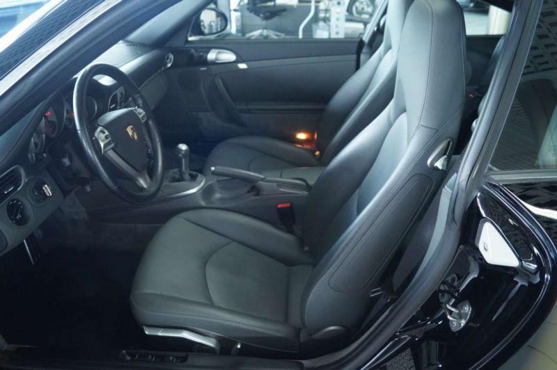 Porsche 911 Type 997 3.8 Targa 4S Noir occasion à BEAUPUY - photo n°5