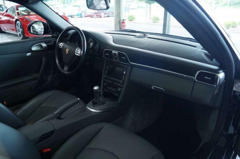 Porsche 911 Type 997 3.8 Targa 4S Noir occasion à BEAUPUY - photo n°9