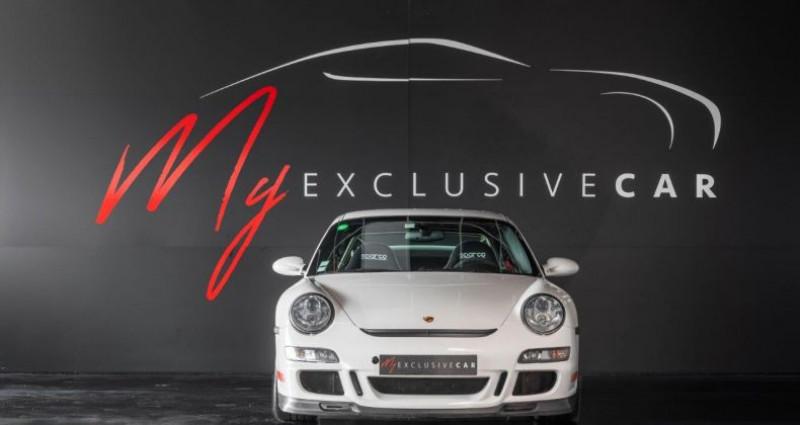 Porsche 911 Type 997 911 Type 997 Phase 1 - Pack Sport Chrono, Toit Ouvrant, ...  Blanc occasion à LISSIEU - photo n°6