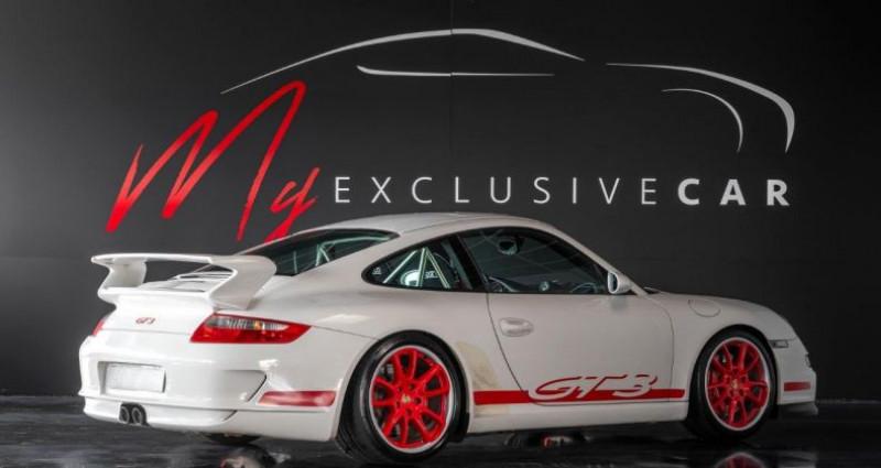 Porsche 911 Type 997 911 Type 997 Phase 1 - Pack Sport Chrono, Toit Ouvrant, ...  Blanc occasion à LISSIEU - photo n°3