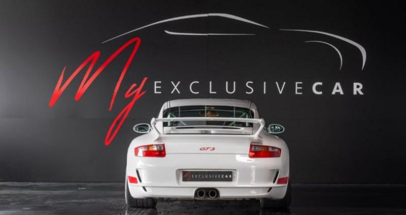 Porsche 911 Type 997 911 Type 997 Phase 1 - Pack Sport Chrono, Toit Ouvrant, ...  Blanc occasion à LISSIEU - photo n°7