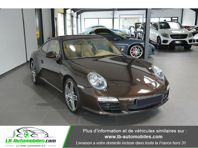 Porsche 911 Type 997 997 3.8 Carrera S PDK Marron occasion à Beaupuy - photo n°9