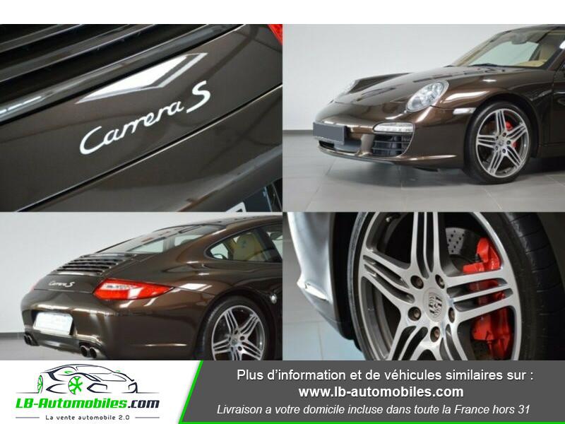 Porsche 911 Type 997 997 3.8 Carrera S PDK Marron occasion à Beaupuy - photo n°11