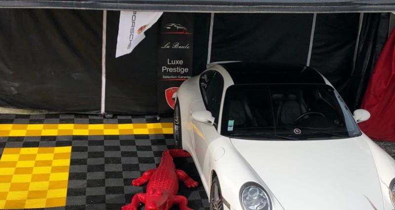 Porsche 911 Type 997 997 4s 3.8i bva tipt Blanc occasion à LA BAULE - photo n°4