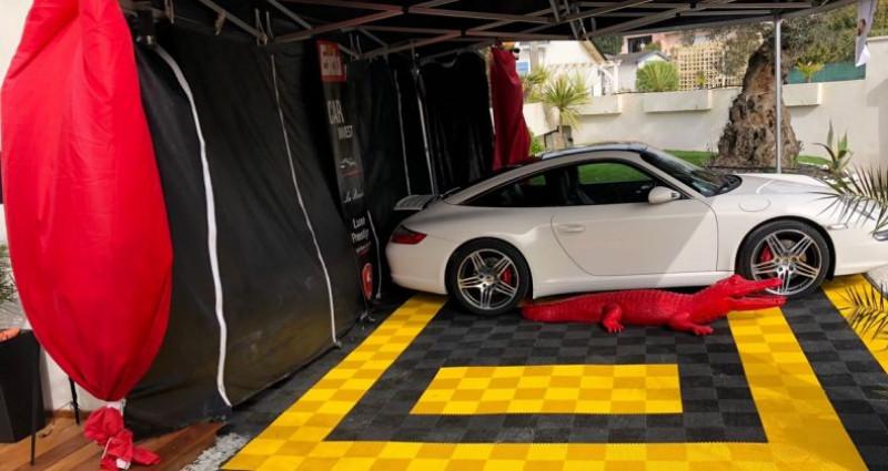 Porsche 911 Type 997 997 4s 3.8i bva tipt Blanc occasion à LA BAULE - photo n°3