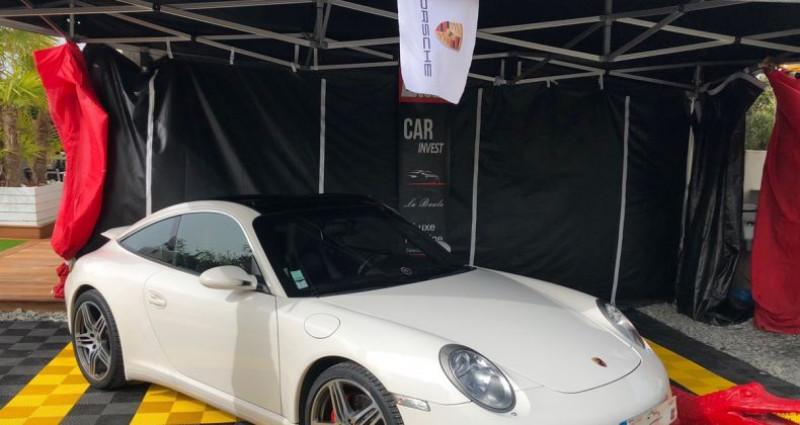 Porsche 911 Type 997 997 4s 3.8i bva tipt Blanc occasion à LA BAULE
