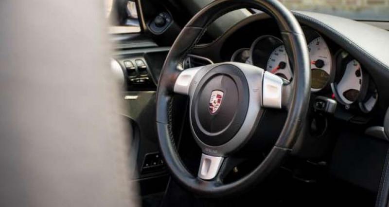 Porsche 911 Type 997 997 C S CABRIO - MANUAL - SPORT EXHAUST Gris occasion à IZEGEM - photo n°7