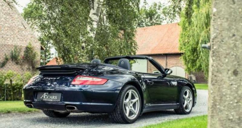 Porsche 911 Type 997 997 - - CARRERA 4 - - MANUAL - - BOSE SOUND Bleu occasion à IZEGEM - photo n°2