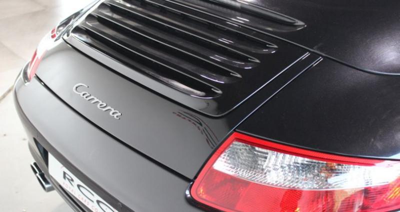 Porsche 911 Type 997 997 Carrera S Cabriolet Noir occasion à Le Port Marly - photo n°6