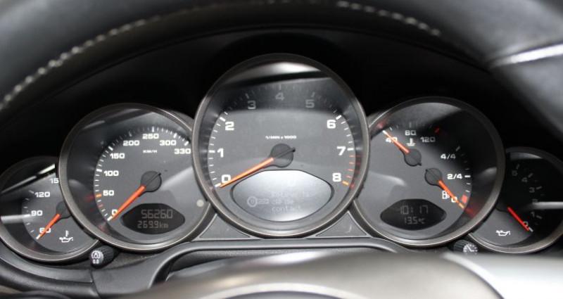 Porsche 911 Type 997 997 Carrera S Cabriolet Noir occasion à Le Port Marly - photo n°4