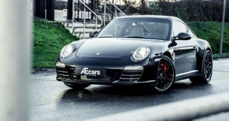 Porsche 911 Type 997 997 TARGA 4S MANUAL - PDK - SPORT EXHAUST Noir occasion à IZEGEM - photo n°2