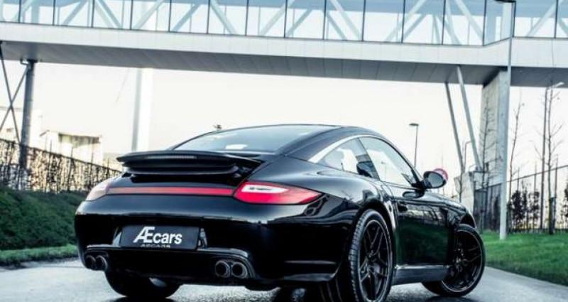 Porsche 911 Type 997 997 TARGA 4S MANUAL - PDK - SPORT EXHAUST Noir occasion à IZEGEM