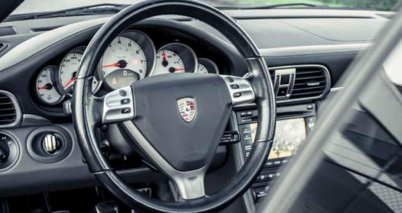 Porsche 911 Type 997 997 TARGA 4S MANUAL - PDK - SPORT EXHAUST Noir occasion à IZEGEM - photo n°5