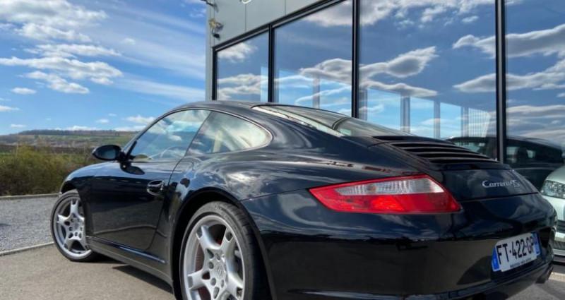 Porsche 911 Type 997 CARRERA 4 997 Coupe 4S 3.8i Noir occasion à Bouxières Sous Froidmond