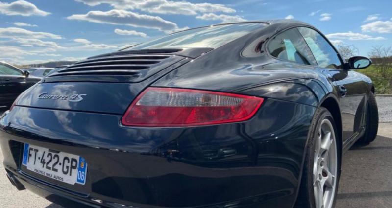 Porsche 911 Type 997 CARRERA 4 997 Coupe 4S 3.8i Noir occasion à Bouxières Sous Froidmond - photo n°5