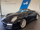 Voiture occasion Porsche 911 Type 997 CARRERA 4 CABRIOLET 997 4S 3.8i 385