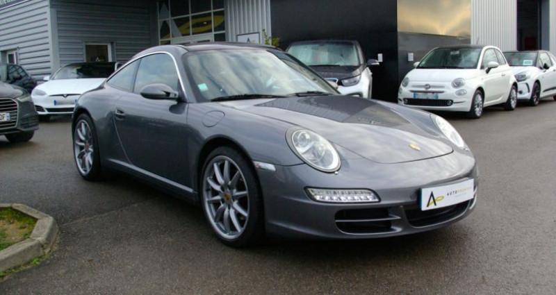 Porsche 911 Type 997 CARRERA 4 COUPE 997 (997) 3.6 325 TARGA 4 Gris occasion à SAINT MAXIMUM