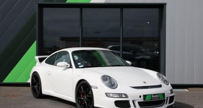 Porsche 911 Type 997 GT3 (997) 3.6 415 Blanc occasion à Jaux - photo n°2