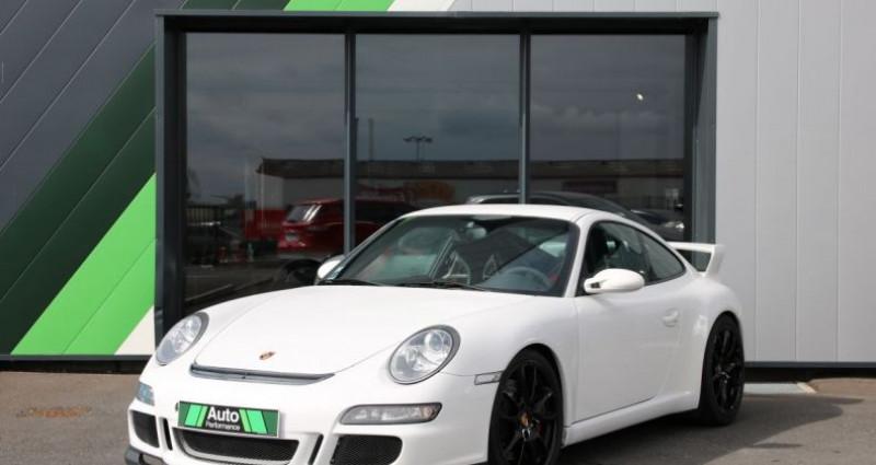 Porsche 911 Type 997 GT3 (997) 3.6 415 Blanc occasion à Jaux