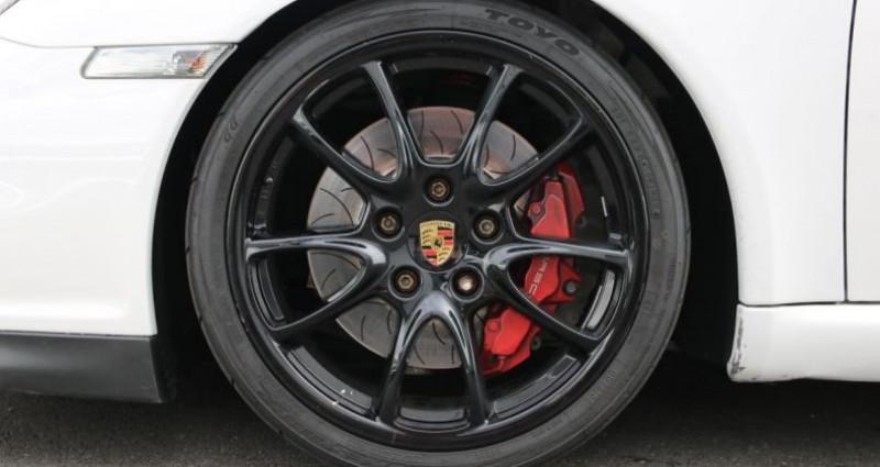 Porsche 911 Type 997 GT3 (997) 3.6 415 Blanc occasion à Jaux - photo n°7
