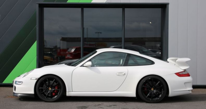 Porsche 911 Type 997 GT3 (997) 3.6 415 Blanc occasion à Jaux - photo n°6