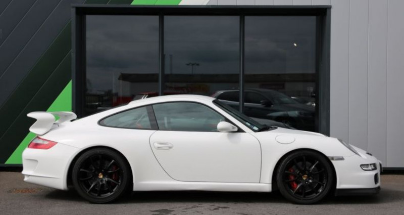 Porsche 911 Type 997 GT3 (997) 3.6 415 Blanc occasion à Jaux - photo n°5