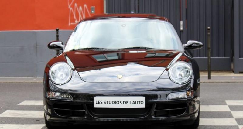 Porsche 911 Type 997 IV (997) Carrera 4S Noir occasion à Boulogne-billancourt - photo n°5