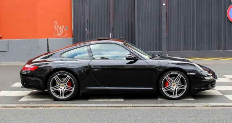 Porsche 911 Type 997 IV (997) Carrera 4S Noir occasion à Boulogne-billancourt - photo n°2