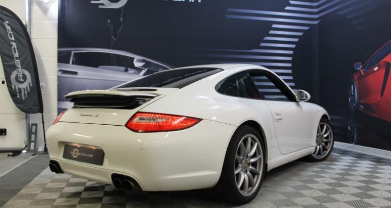 Porsche 911 Type 997 IV (997) Carrera S Blanc occasion à COIGNIERES - photo n°4