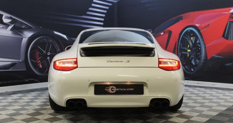 Porsche 911 Type 997 IV (997) Carrera S Blanc occasion à COIGNIERES - photo n°5