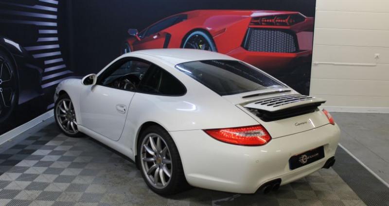 Porsche 911 Type 997 IV (997) Carrera S Blanc occasion à COIGNIERES - photo n°6