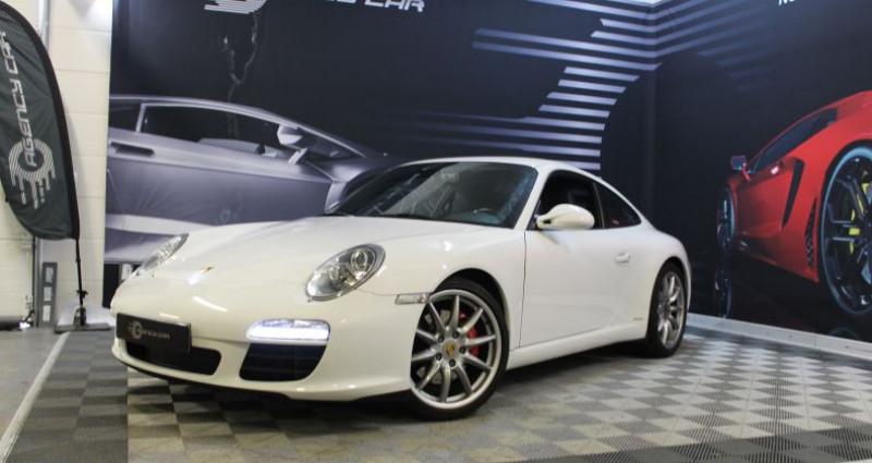Porsche 911 Type 997 IV (997) Carrera S Blanc occasion à COIGNIERES
