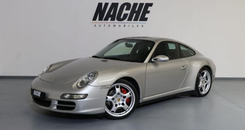 Porsche 911 Type 997 type 997 Carrera 4S Argent occasion à AIGNE - photo n°3
