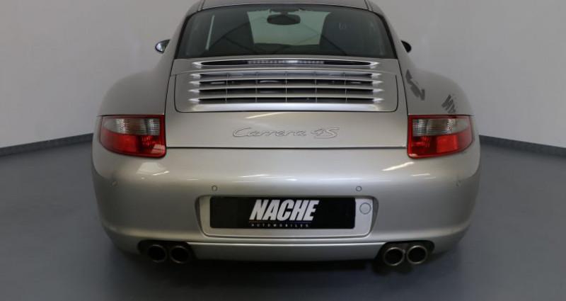 Porsche 911 Type 997 type 997 Carrera 4S Argent occasion à AIGNE - photo n°6