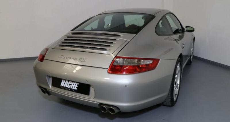 Porsche 911 Type 997 type 997 Carrera 4S Argent occasion à AIGNE - photo n°7