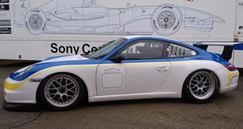 Porsche 911 Type 997 TYPE 997 GT3 CUP Blanc occasion à Paris - photo n°2