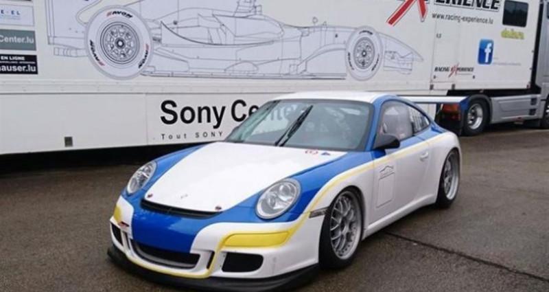 Porsche 911 Type 997 TYPE 997 GT3 CUP Blanc occasion à Paris