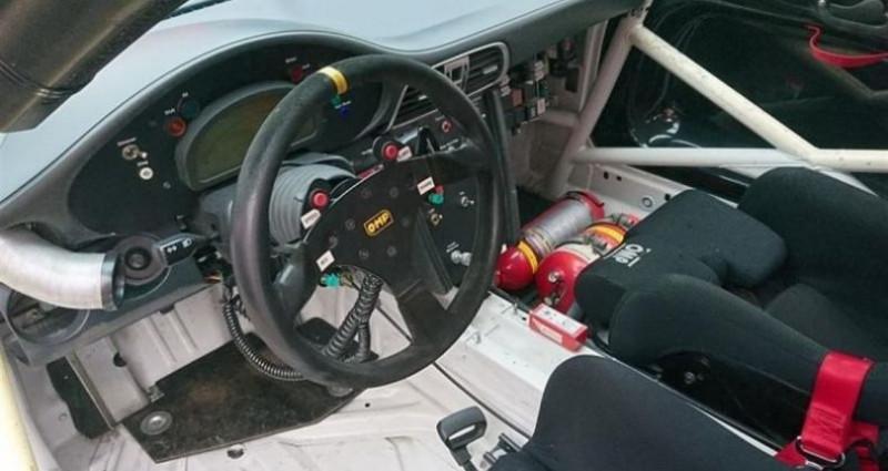 Porsche 911 Type 997 TYPE 997 GT3 CUP Blanc occasion à Paris - photo n°3