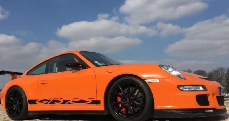 Porsche 911 Type 997 type 997 gt3 rs tat exceptionnel1 Orange occasion à LA BAULE - photo n°3