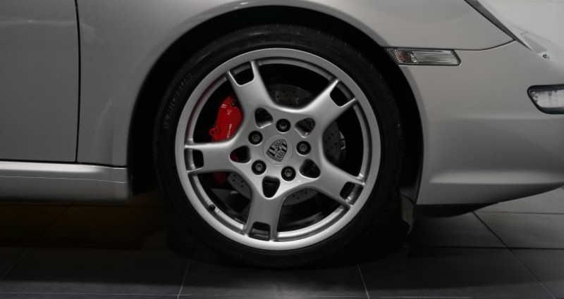 Porsche 911 Type 997 Type 997 Phase 1 Carrera S 3.8 355 Ch Gris occasion à DARDILLY - photo n°6