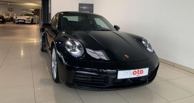 Porsche 911 (992) 3.0 385CH Noir occasion à Mommenheim