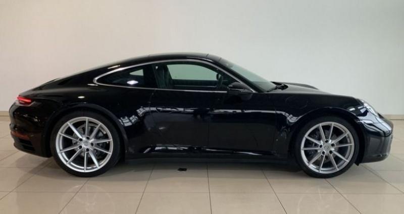 Porsche 911 (992) 3.0 385CH Noir occasion à Mommenheim - photo n°6