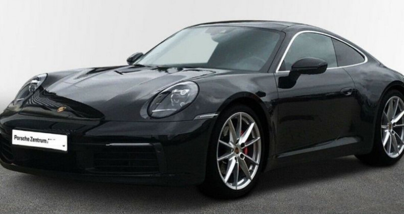 Porsche 911 (992) COUPE 3.0 450 CARRERA  PDK8 04/2019 Noir occasion à Saint Patrice