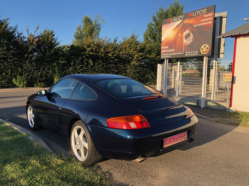 Porsche 911 (996) 300CH CARRERA BV6 Bleu occasion à Vacquiers - photo n°6