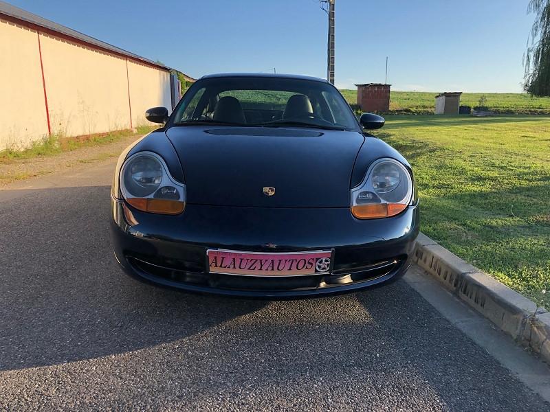 Porsche 911 (996) 300CH CARRERA BV6 Bleu occasion à Vacquiers - photo n°3