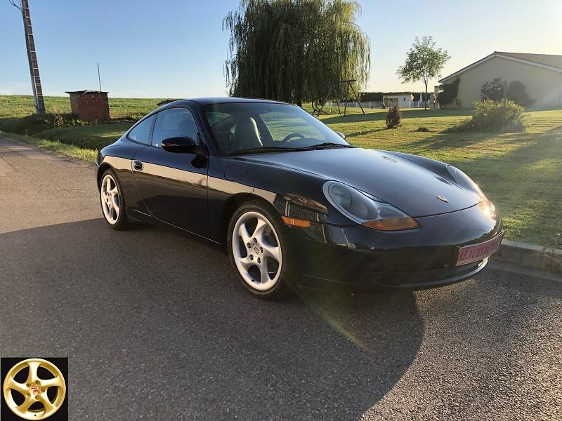 Porsche 911 (996) 300CH CARRERA BV6 Bleu occasion à Vacquiers