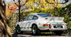 Porsche 911 - 2.7 - MANUAL - DUCKTAIL - 1974 Blanc à IZEGEM 88