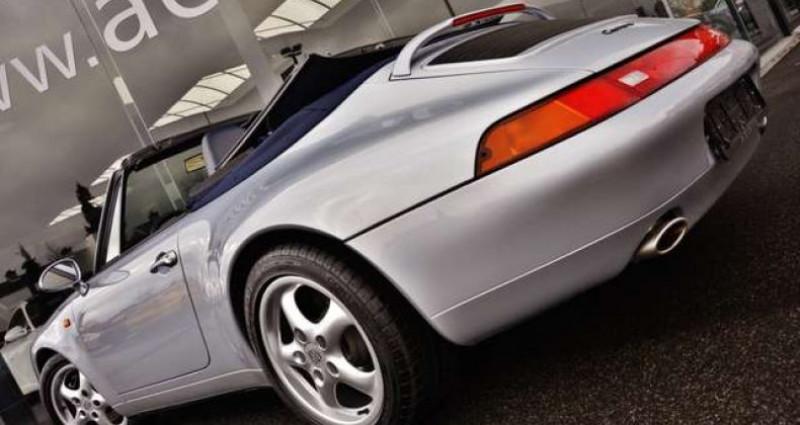 Porsche 911 - 3.6 - MANUAL GEARBOX - 67.731KM - FULL HISTORY - Gris occasion à IZEGEM - photo n°6